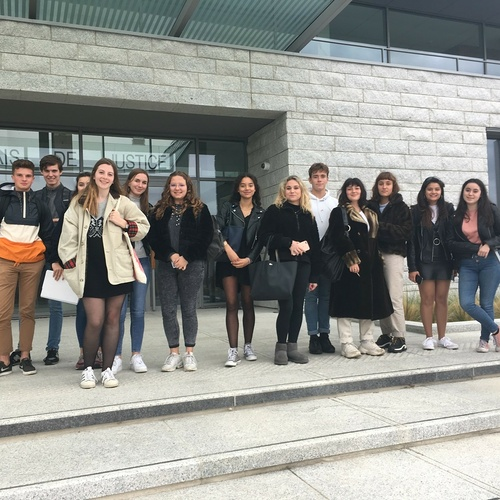 Un après-midi au tribunal correctionnel de Saint-Malo
