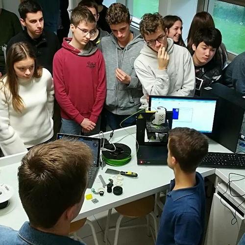 Des lycéens de Jacques Cartier conçoivent un Escape Game