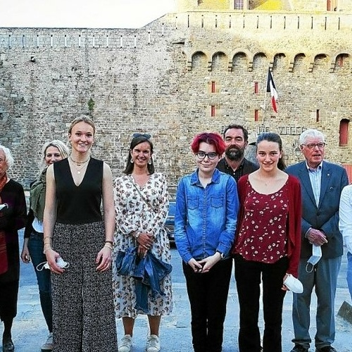 Deux lycéennes de Jacques Cartier remportent le concours d'éloquence du Rotary Club