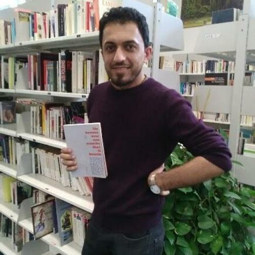 La poésie : arme de survie pour Ali Thareb, poète Irakien