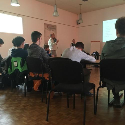 Première réunion réussie pour le club géo-stratégie du lycée
