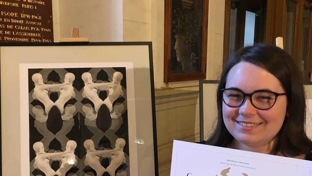Victoria obtient le 1er prix au Concours général 0