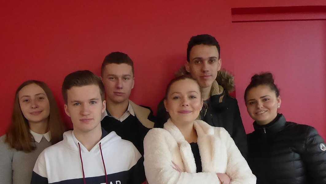 Des étudiants du lycée participent à un séminaire européen en Allemagne 0