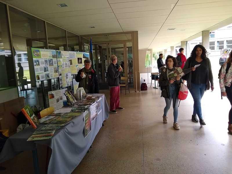 Forum des associations écolos au lycée : une première édition réussie img20190516125235963