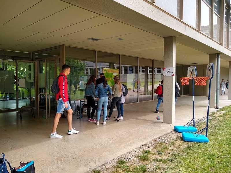 Forum des associations écolos au lycée : une première édition réussie img20190516125312205hdr