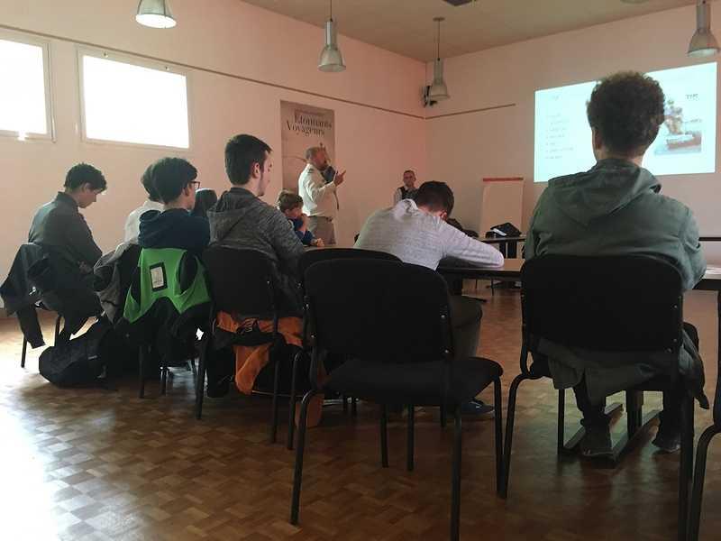 Première réunion réussie pour le club géo-stratégie du lycée 0