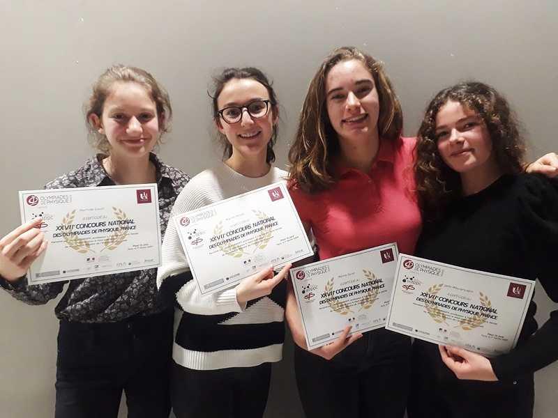 1er Prix aux Olympiades de Physique France img-20200203-wa0000
