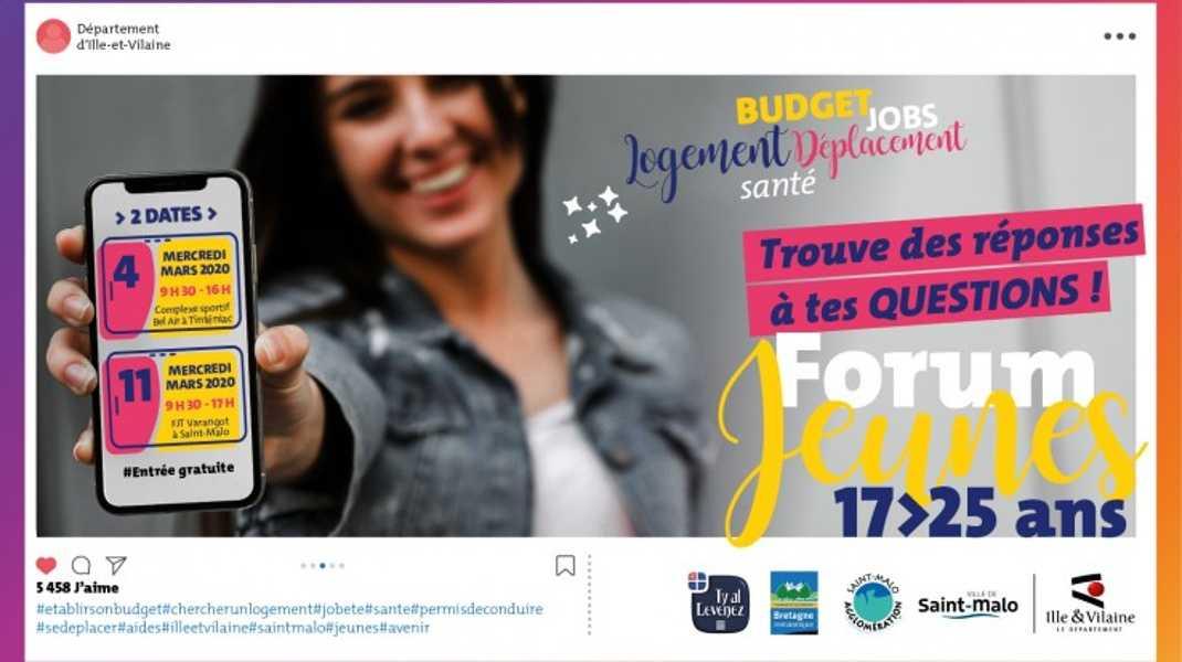 Forum Jeunesse (Saint-Malo) 0